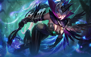 Download Script Skin Miya - Modena Butterfly (Mobile Legend)
