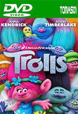 Trolls (2016) DVDRip