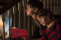 Jacob Tremblay and Jaeden Lieberher in The Book of Henry (5)