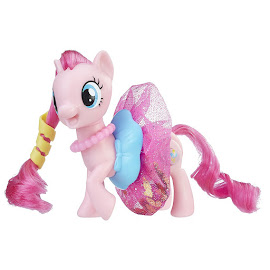 My Little Pony Sparkling & Spinning Skirt Pinkie Pie Brushable Pony