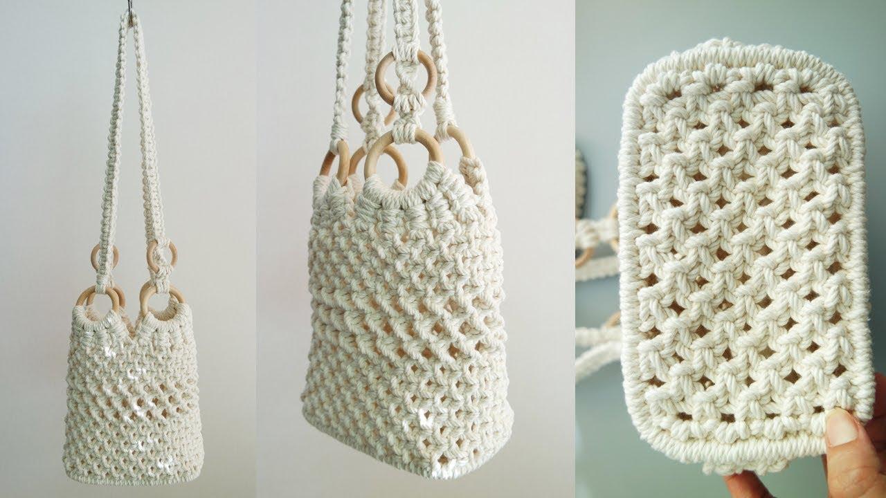 artesanato macrame como fazer