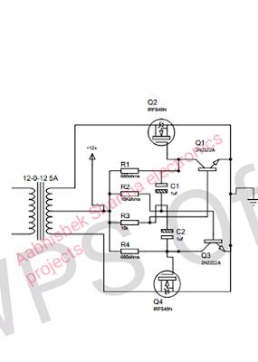 Powerful 12V-220V AC Inverter, 60-100watts| DC to AC