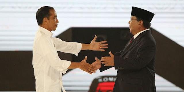 Soal Desakan Lockdown, Prabowo Pasang Badan buat Jokowi