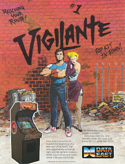 Portada videojuego Vigilante