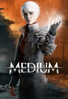 Capa do The Medium