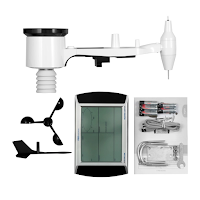 Jual Anemometer Weather Station with touch screen PCE-FWS-20N CALL 0812-8222-998