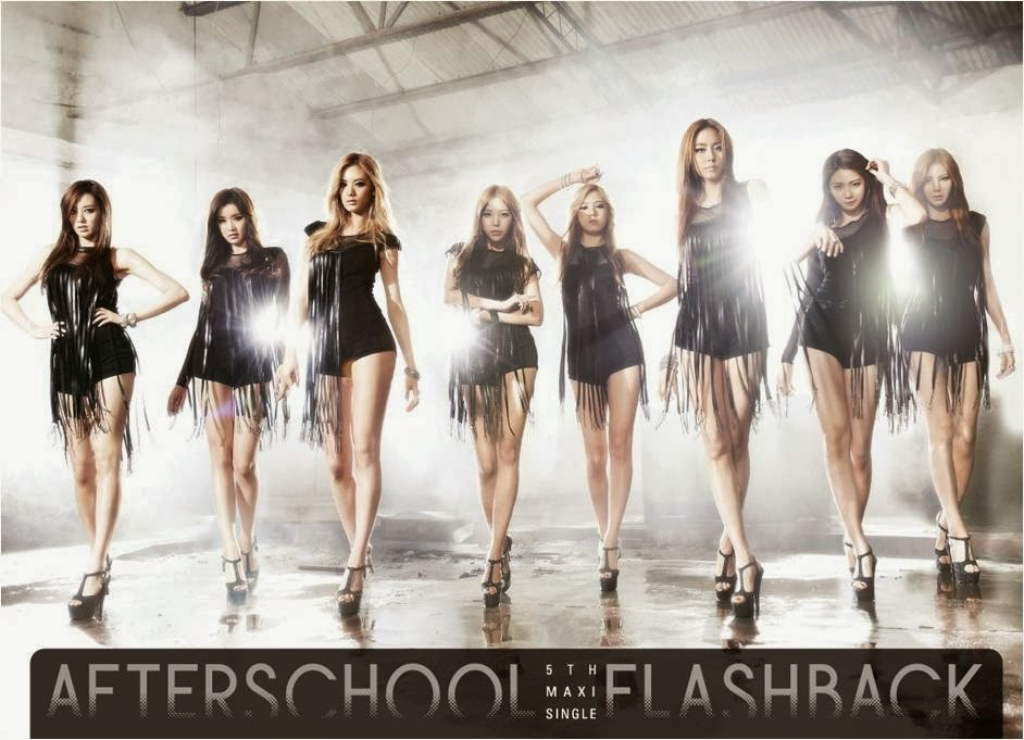 [Single] After School – AFTERSCHOOL 5th Maxi Single [FLASHBACK] (FLAC)
