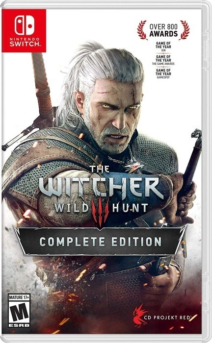 The Witcher 3 Wild Hunt Complete Edition NSP/XCI Switch