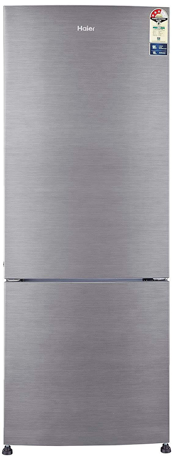 Haier 320 L 3 Star Frost Free Double Door Refrigerator