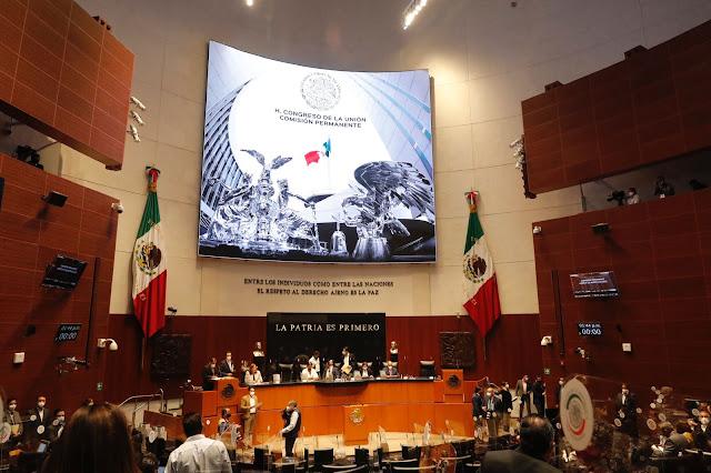 La Comisión Permanente convoca a la Cámara de Diputados a un Segundo Periodo Extraordinario de Sesiones