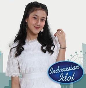 seperti apa biodata dan profil keisya lovrenka indonesian idol 2019