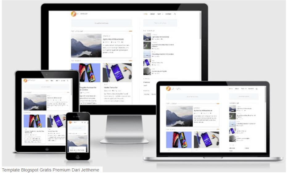 Tamplate Blogspot Gratis Premium Dari Jttheme
