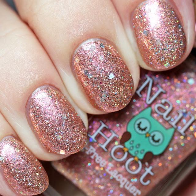 Nail Hoot Indie Lacquers Andromeda