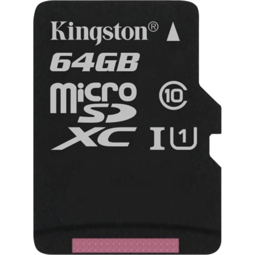 Thẻ nhớ Kingston SDCS/64GB