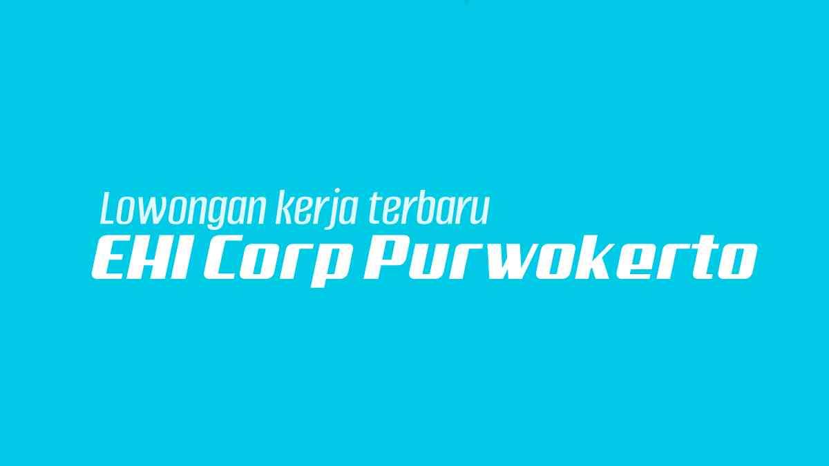 EHI Corp Purwokerto