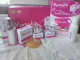 Moreskin Pink Atau Moreskin Skincare