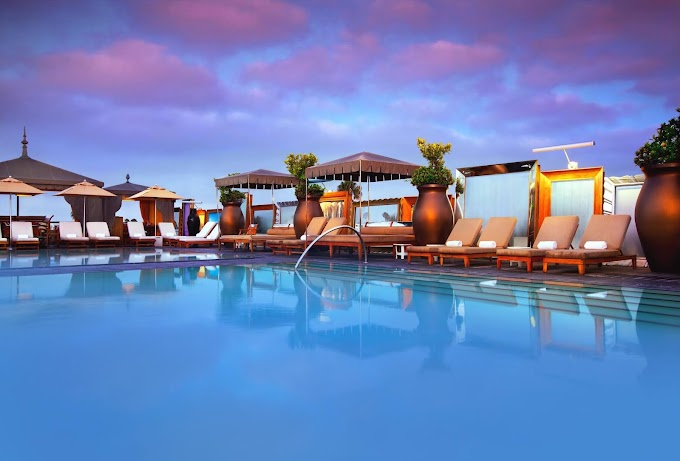 15 Best Rooftop Pool in the World