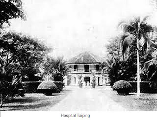 Hospital British Taiping