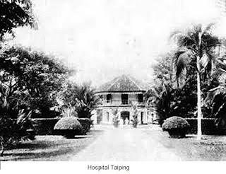 Hospital British Taiping