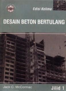 DESAIN BETON BERTULANG JILID 1 EDISI 5