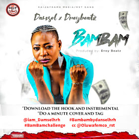 Damsel ft Dreybeatz – BamBam [Hook & Instrumental]