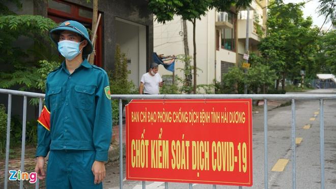 Hải Dương phong tỏa nơi ở của bệnh nhân 15 tuổi mắc Covid-19