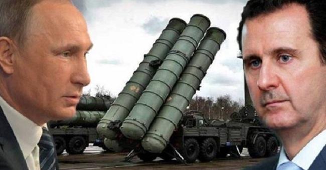 Ρώσος Υπ. Άμυνας Sergueï Choïgou: oλοκληρώσαμε την παράδοση των S300 στη Συρία.