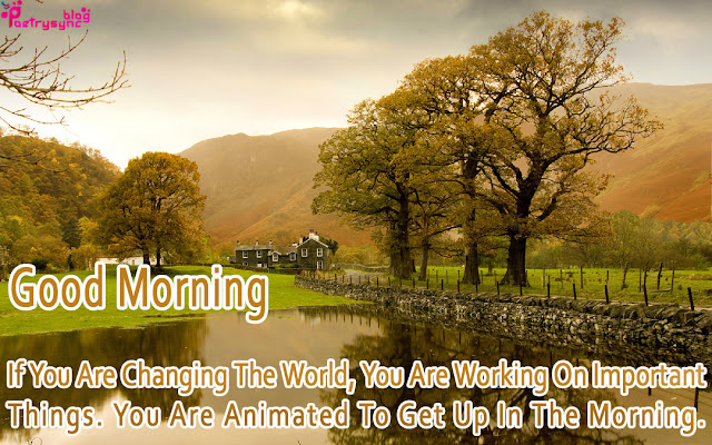 Good Morning Have A Nice Day Images For Facebook With Morning Quotes