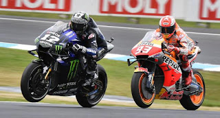 MOTO GP (Mundial 2019) - Indestructible Marc Márquez: 11º triunfo, este en Australia