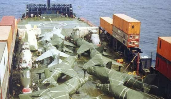 Falklands War Untold Story
