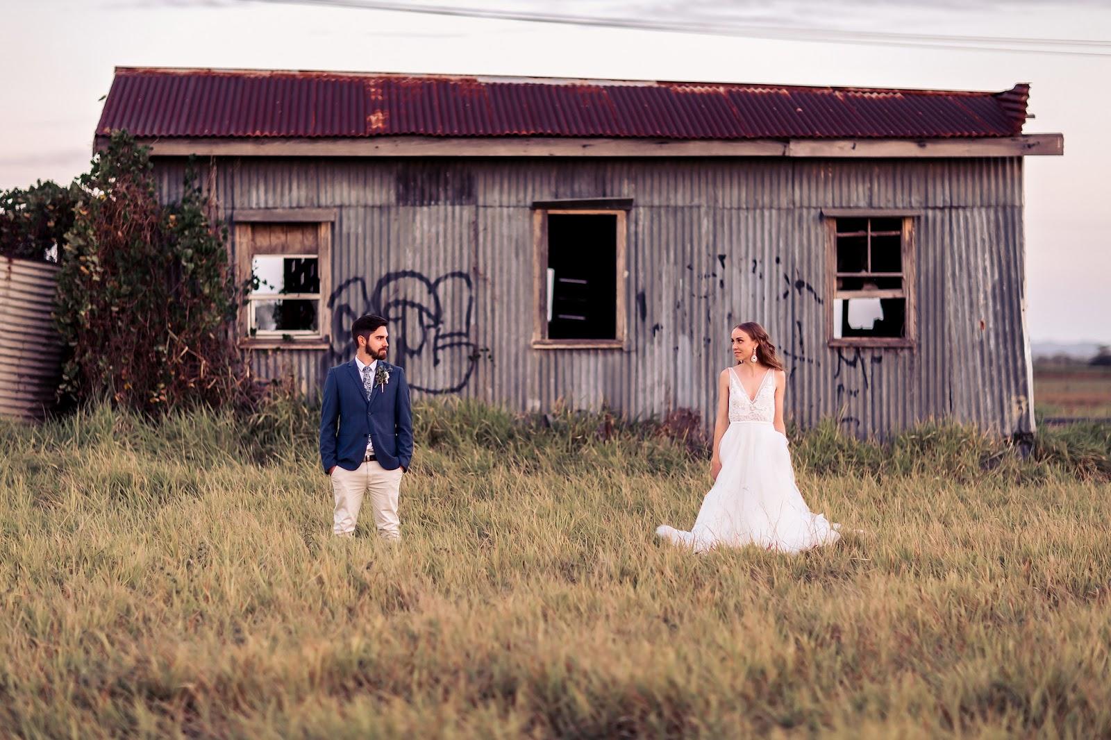 LOVE: MATT + HOLLY   RUSTIC WEDDING SUNSHINE COAST QLD