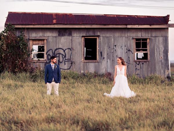 ➳ MATT + HOLLY | RUSTIC CHARM SUNSHINE COAST WEDDING