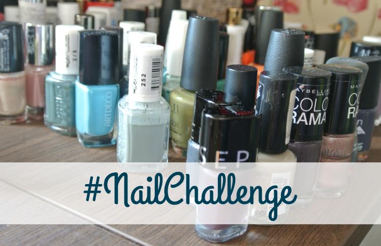 Nail Challenge nail polish declutter rasciscavanje