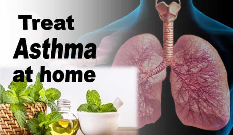 5 natural ways to treat asthma at home
