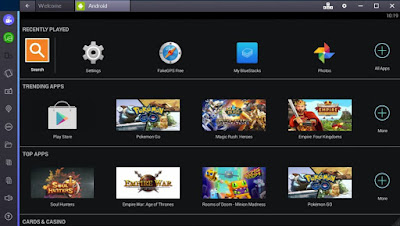 Download Megabox HD App For PC with Nox App Player