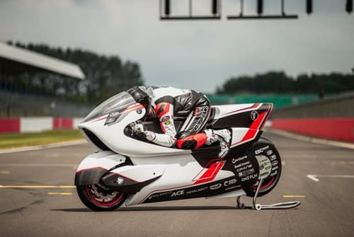 The world's fastest electric bike has new competitors