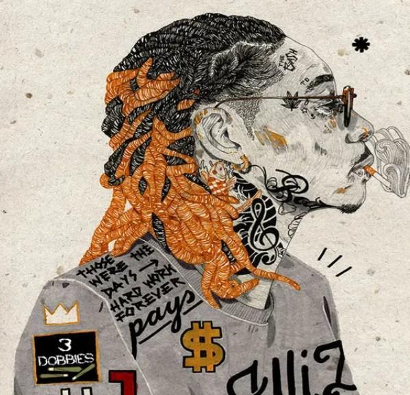 EP: Wiz Khalifa – 3 Doobies [Zip/ Mp3 Download File]