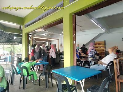 Restoran Daun Kunyit, Kulim
