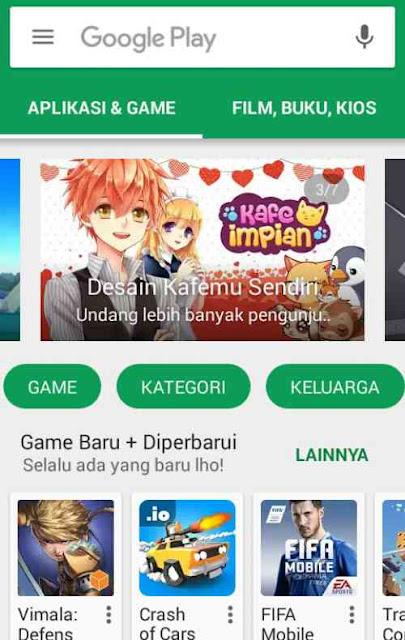 Cara Menonaktifkan Update Aplikasi Otomatis Google Playstore di Android
