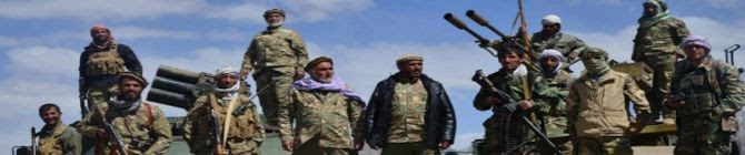 Resistance Fighters Stand Strong As Taliban Surround Panjshir Valley Holdout