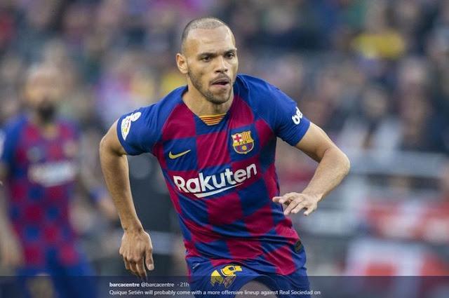 Striker Darurat Barcelona Yakin Seratus Persen Lionel Messi Cs Juara