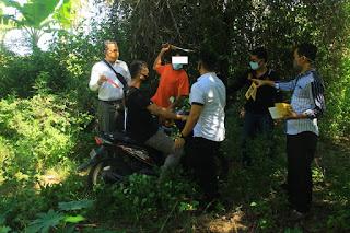 Rekonstruksi Kasus Pembunuhan di Dusun Aik Nyet Narmada