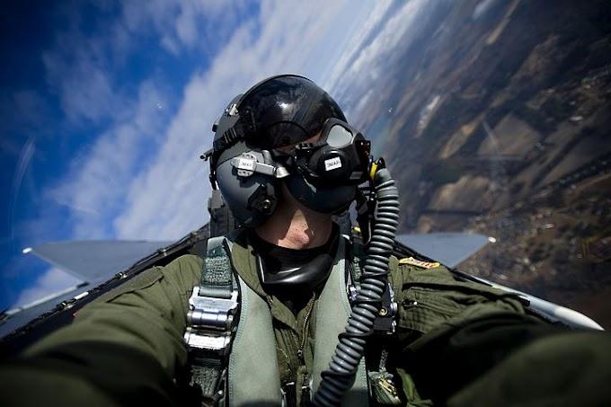 झोन के तहत अमेरिकी वायु सेना एफ कैनेडी