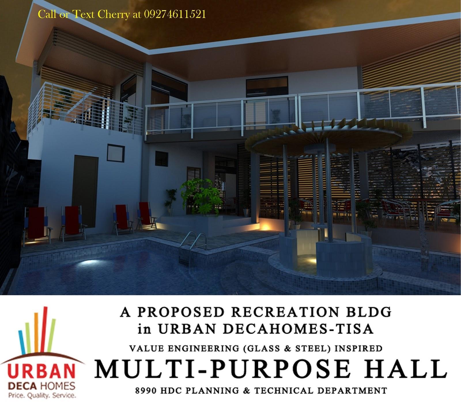 Real Estate In Cebu Urban Deca Homes Condominium Tisa Labangon Cebu City