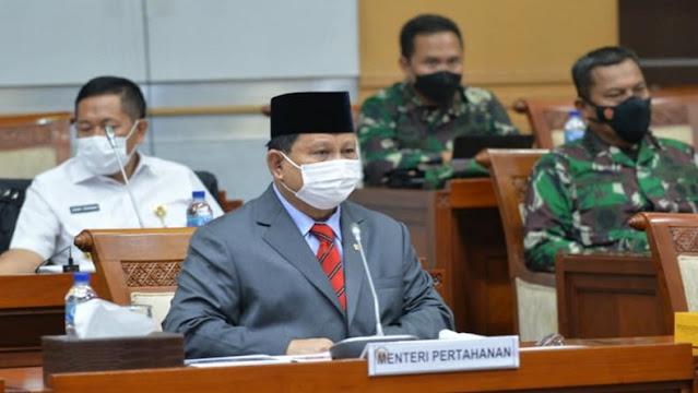 Prabowo: Gue Heran Ada Elite Bilang 40 Tahun ke Depan RI Tak Akan Berperang