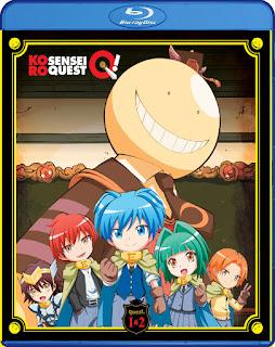 Assassination Classroom: Quest – Miniserie [BD25] *Subtitulada