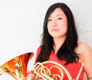 French horn composer, Yuko Yamamura's music is available to listen to for free on Soundcloud and to buy on CD or download in mp3 format