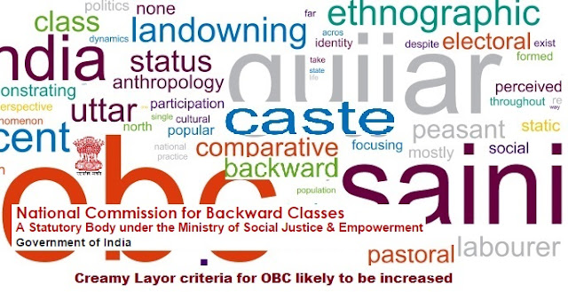 Creamy Layer for OBC Reservation in Sarkari Naukri to increase