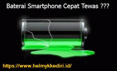 aplikasi yang menguras baterai smartphone