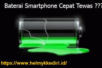 10 aplikasi yang menguras baterai smartphone